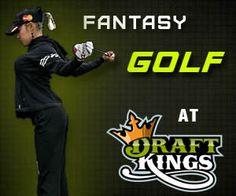 How to Play Fantasy Golf at DraftKings
